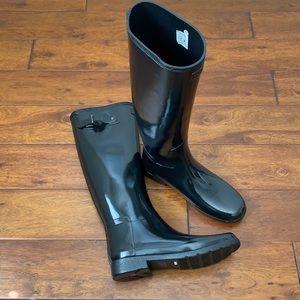 HUNTER Original Refined Waterproof Rain Boot